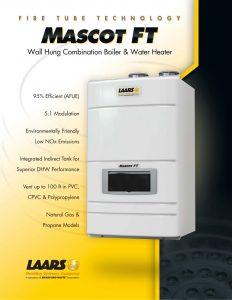 Laars Mascot FT Brochure