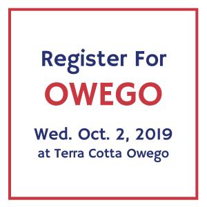register for Owego Oct 2 2019